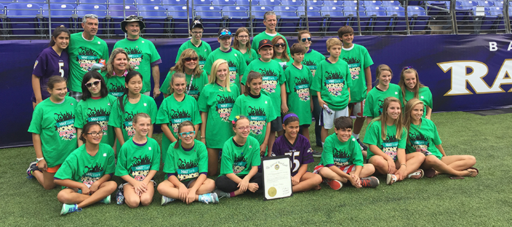 M&T Bank Honor Rows Program